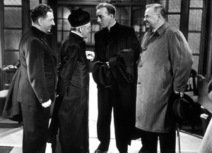 """""""Going My Way""""Frank McHugh, Barry Fitzgerald, Bing Crosby1944 Paramount Pictures - Image 8295_0003"""