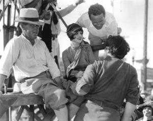 """Wings""Clara Bow, Victor Fleming1927 Paramount**I.V. - Image 8299_0020"