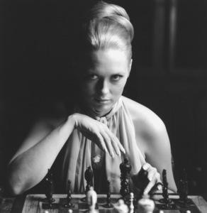 """The Thomas Crown Affair""Faye Dunaway1968  U/A - Image 8324_0224"