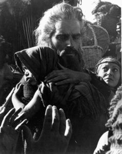 Charlton HestonFilm SetTen Commandments, The (1956) © 1978 Ken Whitmore0049833Paramount - Image 8340_0028