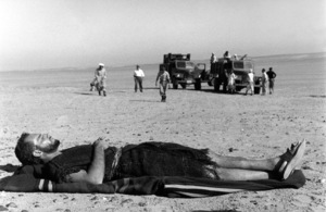 Charlton HestonFilm SetTen Commandments, The (1956) © 1978 Ken Whitmore0049833Paramount - Image 8340_0035