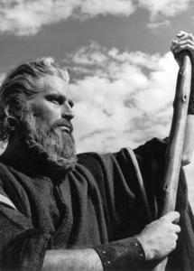 Charlton HestonFilm SetTen Commandments, The (1956) © 1978 Ken Whitmore0049833Paramount - Image 8340_0039