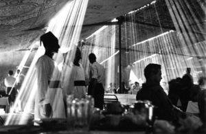 "Inside the crew ""Mess Tent""Ten Commandments, The (1956) © 1978 Ken Whitmore0049833Paramount - Image 8340_0052"