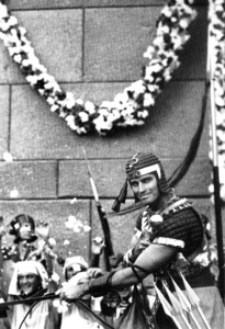 Charlton HestonFilm SetTen Commandments, The (1956) © 1978 Ken Whitmore0049833Paramount - Image 8340_0069