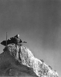 Charlton HestonFilm SetTen Commandments, The (1956) © 1978 Ken Whitmore0049833Paramount - Image 8340_0071