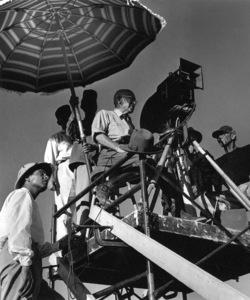 Director Cecil B. DeMilleFilm SetTen Commandments, The (1956) © 1978 Ken Whitmore0049833Paramount - Image 8340_0076