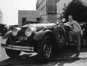 Harold LloydFilm SetFreshman, The (1921)Photo by Gene Kornman0015841**I.V. - Image 8365_0004