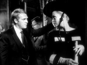 """Thomas Crown Affair, The""Steve McQueen, Faye Dunaway1968 UAMPTV - Image 8384_0001"