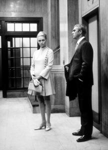"""Thomas Crown Affair, The""Steve McQueen, Faye Dunaway1968 UAMPTV - Image 8384_0008"