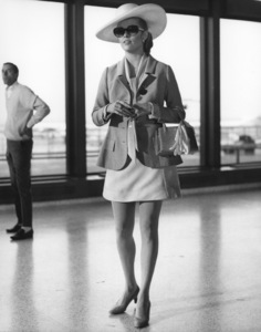 """The Thomas Crown Affair""Faye Dunaway1968 United Artists - Image 8384_0015"