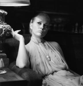 """The Thomas Crown Affair""Faye Dunaway1968 Solar Productions** I.V. - Image 8384_0023"