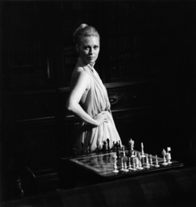 """The Thomas Crown Affair""Faye Dunaway1968 Solar Productions** I.V. - Image 8384_0024"