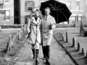 """Thomas Crown Affair, The""Steve McQueen, Faye Dunaway1968 UAMPTV - Image 8384_0037"