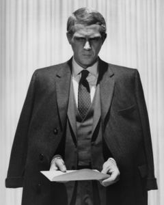 """""""The Thomas Crown Affair""""Steve McQueen1968 United Artists - Image 8384_0039"""