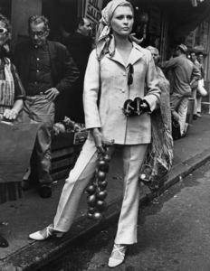 """The Thomas Crown Affair""Faye Dunaway1968 United Artists - Image 8384_0053"