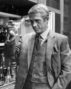 """""""The Thomas Crown Affair"""" Steve McQueen 1968 United Artists - Image 8384_0206"""