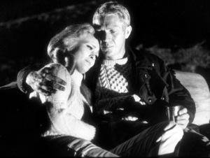 """Thomas Crown Affair, The""Faye Dunaway, Steve McQueen1968 UAMPTV - Image 8384_0207"