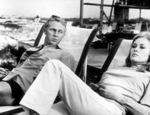 """Thomas Crown Affair, The""Steve McQueen, Faye Dunaway1968 UAMPTV - Image 8384_0208"