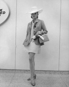 """The Thomas Crown Affair""Faye Dunaway1968 United Artists - Image 8384_0215"
