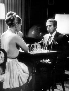 """Thomas Crown Affair, The""Faye Dunaway, Steve McQueen1968 UAMPTV - Image 8384_0217"