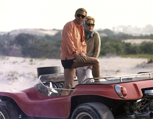 """""""The Thomas Crown Affair""""Steve McQueen, Faye Dunaway1968 United Artists** I.V. - Image 8384_0242"""