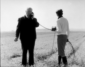 """""""Torn Curtain,""""Director Alfred Hitchcock.1966 Universal.  - Image 8418_0011"""