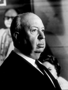"""Torn Curtain,""Director Alfred Hitchcock on the set.1966 Universal.  - Image 8418_0013"