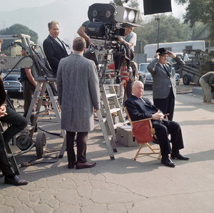 """""""Torn Curtain""""Director Alfred Hitchcock1966 Universal Pictures** I.V. - Image 8418_0053"""