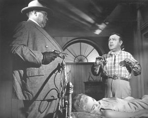 """Touch of Evil""Orson Welles, Janet Leigh, Akim Tamiroff1958 Universal**I.V. - Image 8420_0016"