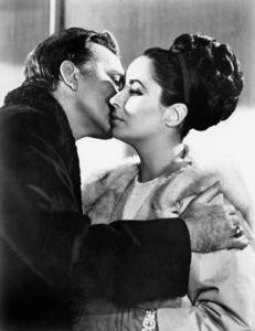 """The V.I.P.s""Richard Burton, Elizabeth Taylor1963 MGM - Image 8449_0007"