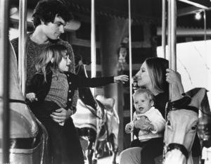 """Up The Sandbox""David Selby, Ariane Heller,Barbra Streisand1972 First Artists**I.V. - Image 8471_0005"