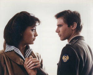"""""""Hanover Street""""Lesley-Anne Down, Harrison Ford1979 Columbia Pictures © 1979 John Jay - Image 8482_0006"""