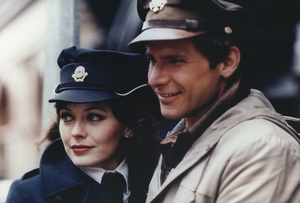 """""""Hanover Street""""Lesley-Anne Down, Harrison Ford1979 Columbia Pictures © 1979 John Jay - Image 8482_0009"""