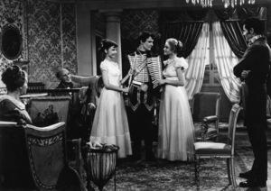 """War and Peace""Audrey Hepburn, Anita Ekberg, Henry Fonda1956 Paramount - Image 8514_0004"