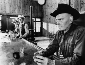 """Westworld""James Brolin, Richard Benjamin, Yul Brynner1973 MGMPhoto by Bruce McBroom - Image 8526_0008"