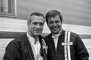 """Winning""Paul Newman, Robert Wagner1969 Universal Pictures © 1978 David Sutton - Image 8541_0123"