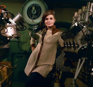 "Joanne Woodward during the making of ""Winning"" 1969© 1978 David Sutton - Image 8541_0131"