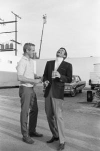 """""""Winning""""Paul Newman, Robert Wagner1969© 1978 David Sutton  - Image 8541_0137"""