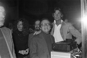 """""""The Wiz""""Lauren Schuler, Rob Cohen, Sidney Lumet, Joel Schumacher1978** I.V. - Image 8561_0052"""