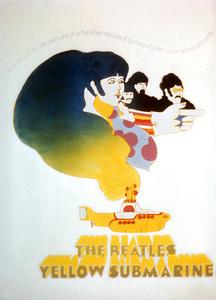 """""""Yellow Submarine"""" (Art)1968 Apple Corps** I.V. - Image 8573_0011"""