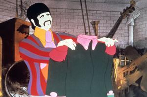 """Yellow Submarine""Ringo Starr1968King Features/Apple** I.V. - Image 8573_0015"