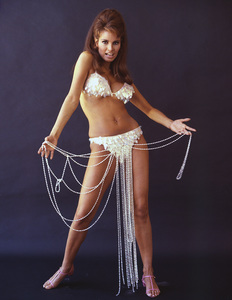 """Bedazzled""Raquel Welch1967 20th Century Fox**I.V. - Image 8640_0004"