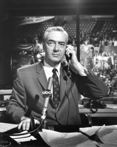 """The Best Man""Howard K. Smith1964 ABC - Image 8648_0001"