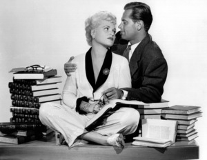 """Born Yesterday""Judy Holliday, William Holden1950 Columbia /**I.V. - Image 8697_0004"