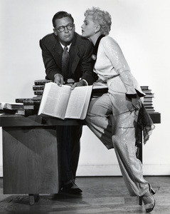 """Born Yesterday""William Holden, Judy Holliday1950 Columbia**I.V. - Image 8697_0009"