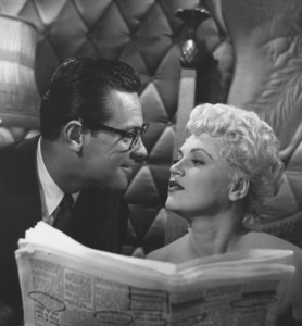 """Born Yesterday""William Holden, Judy Holliday1950 Columbia**I.V. - Image 8697_0010"