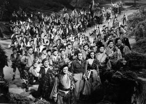 """""""Brigadoon""""Gene Kelly, Cyd Charisse1954 MGM - Image 8705_0001"""