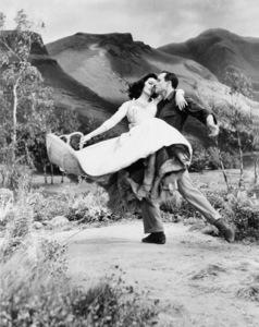 "Cyd Charisse and Gene Kelly in ""Brigadoon""1954 MGM** I.V. - Image 8705_0006"