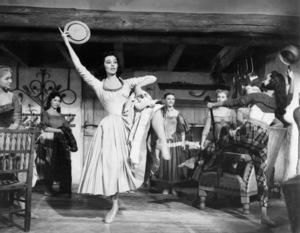 """Cyd Charisse in """"Brigadoon""""1954 MGM** I.V. - Image 8705_0009"""