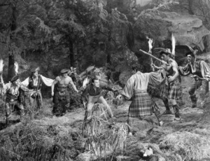 "Gene Kelly and Hugh Laing in ""Brigadoon""1954 MGM** I.V. - Image 8705_0010"
